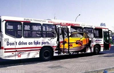 best and creative bus ads (1)