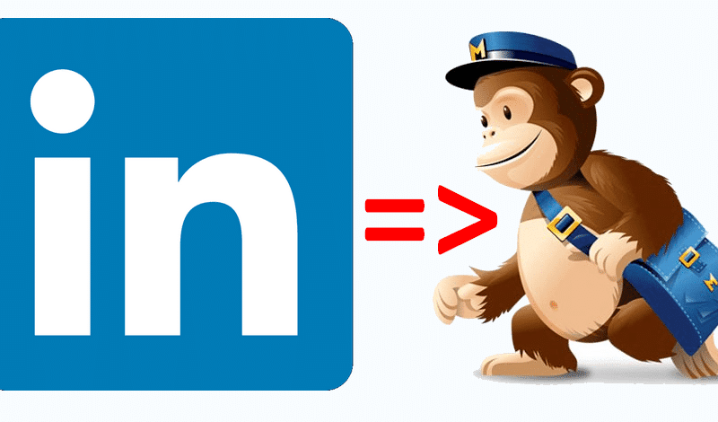 Tutoriel Mailchimp : Comment exporter ses contacts de Linkedin vers Mailchimp ! 4