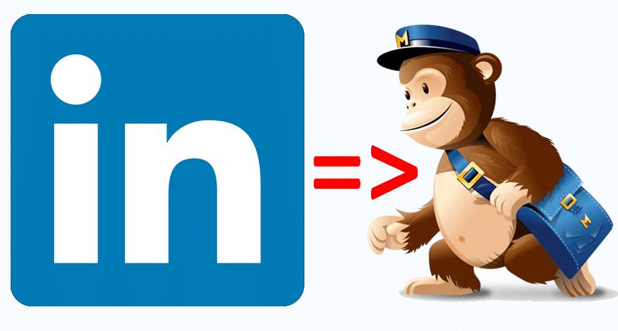 Tutoriel Mailchimp : Comment exporter ses contacts de Linkedin vers Mailchimp ! 1