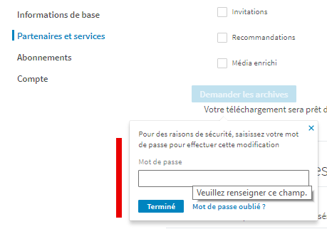 Tutoriel Mailchimp : Comment exporter ses contacts de Linkedin vers Mailchimp ! 8