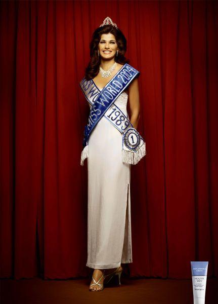 Les publicités les plus belles et les créatives sur les Miss France 10