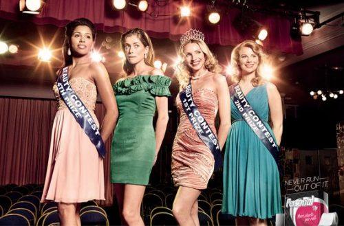 Les publicités les plus belles et les créatives sur les Miss France 18