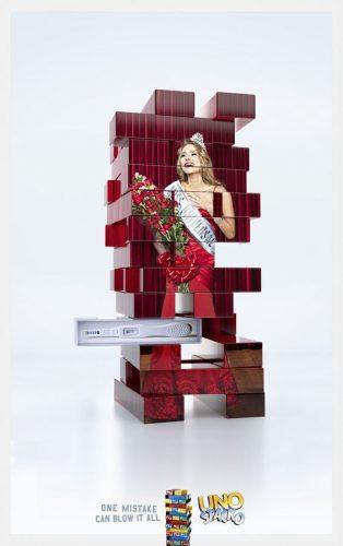 Les publicités les plus belles et les créatives sur les Miss France 15