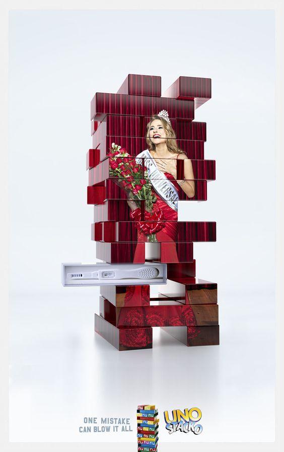 Les publicités les plus belles et les créatives sur les Miss France 13