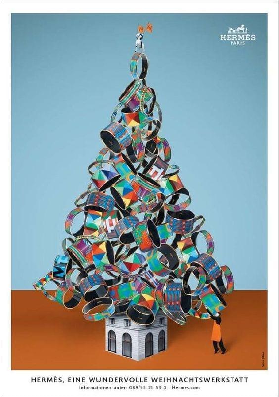 Les 120 publicités sur Noël plus belles et les plus créatives ! 79