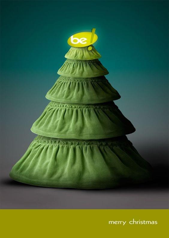 Les 120 publicités sur Noël plus belles et les plus créatives ! 49