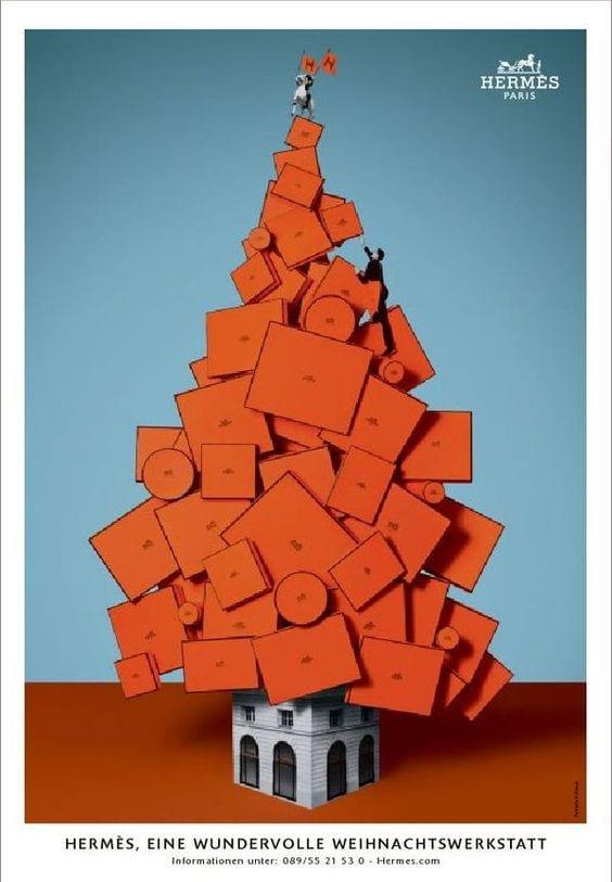 Les 120 publicités sur Noël plus belles et les plus créatives ! 58