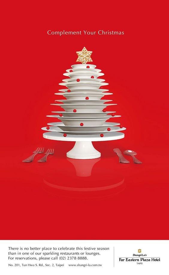 Les 120 publicités sur Noël plus belles et les plus créatives ! 52