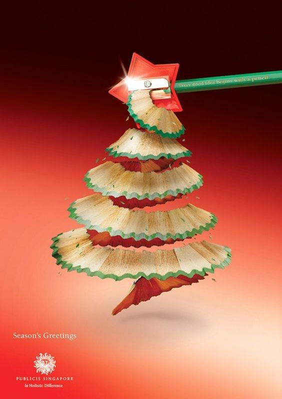 Les 120 publicités sur Noël plus belles et les plus créatives ! 61