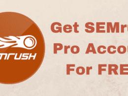 SemRush promo code 6