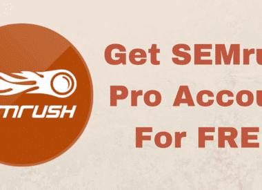 SemRush promo code 5