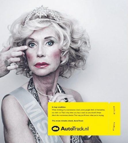 Les publicités les plus belles et les créatives sur les Miss France 17