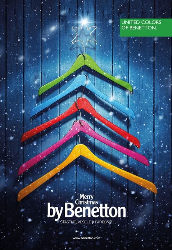 Les 120 publicités sur Noël plus belles et les plus créatives ! 70