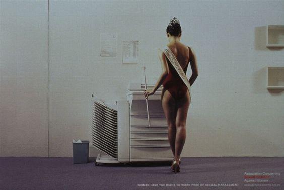 Les publicités les plus belles et les créatives sur les Miss France 5