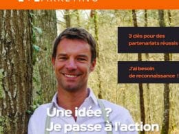 Miss Marketing Magazine : Réussir grâce aux Partenariats + mon interview (59 minutes) 10