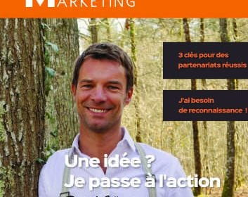 Miss Marketing Magazine : Réussir grâce aux Partenariats + mon interview (59 minutes) 109