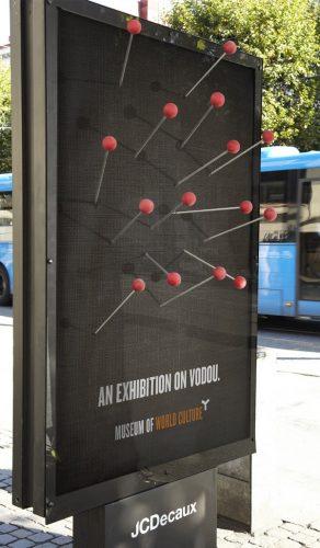 Plus de 100 pubs de Street Marketing créatives à prendre en exemple ! 146