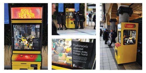 Plus de 100 pubs de Street Marketing créatives à prendre en exemple ! 153