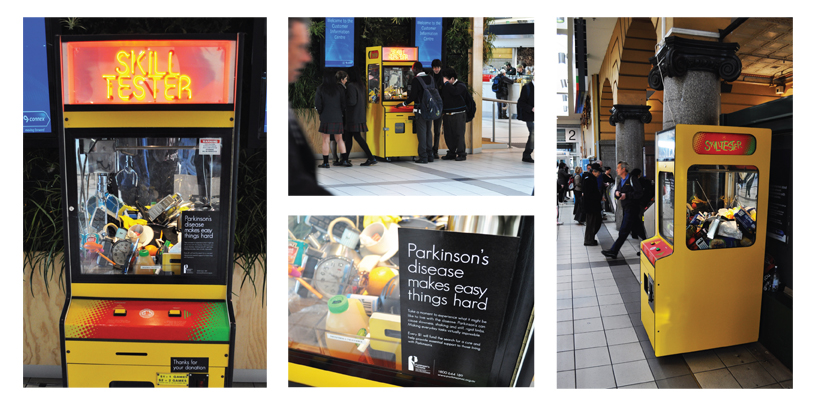 Plus de 100 pubs de Street Marketing créatives à prendre en exemple ! 149