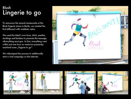 Plus de 100 pubs de Street Marketing créatives à prendre en exemple ! 416