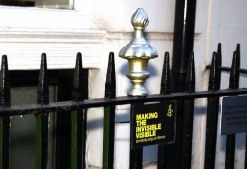 Plus de 100 pubs de Street Marketing créatives à prendre en exemple ! 311