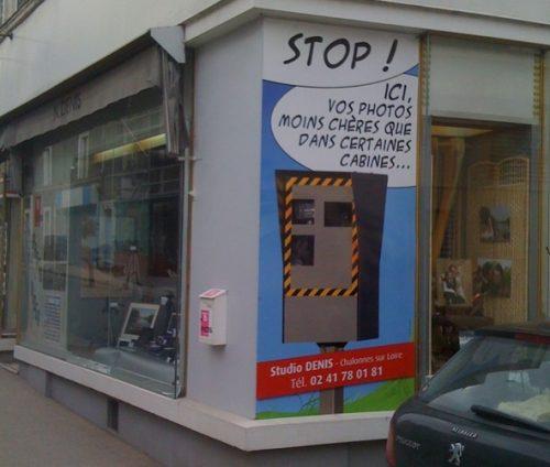 Plus de 100 pubs de Street Marketing créatives à prendre en exemple ! 165
