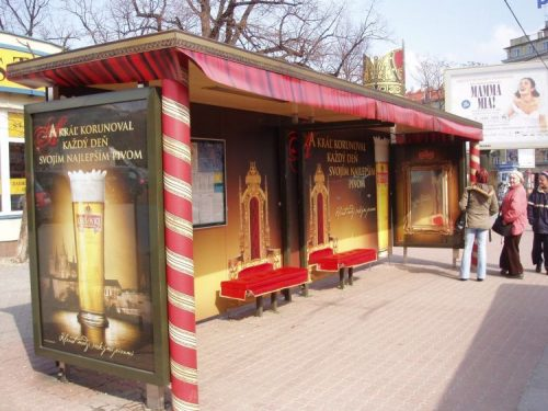 Plus de 100 pubs de Street Marketing créatives à prendre en exemple ! 213