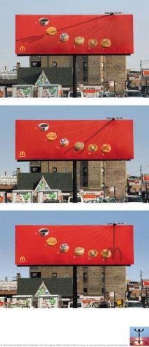 Plus de 100 pubs de Street Marketing créatives à prendre en exemple ! 217
