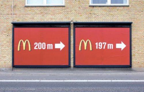 Plus de 100 pubs de Street Marketing créatives à prendre en exemple ! 228