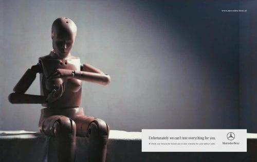 Les publicités les plus créatives pour lutter contre le Cancer #WorldCancerDay 6