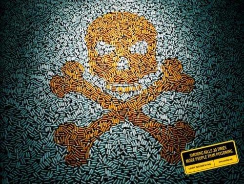 Les publicités les plus créatives pour lutter contre le Cancer #WorldCancerDay 38