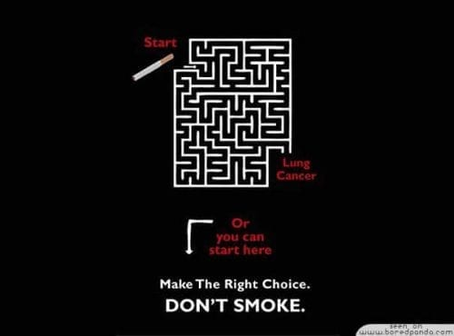 Les publicités les plus créatives pour lutter contre le Cancer #WorldCancerDay 37