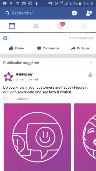 Comment réussir une bonne publicité sur Facebook Ads ? 29