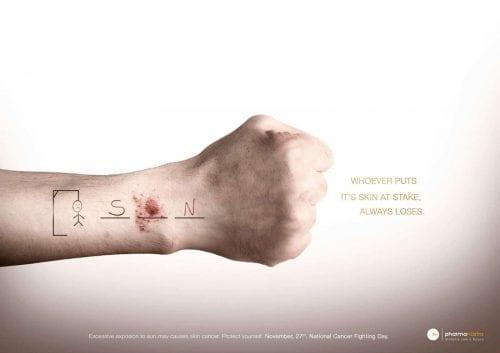 Les publicités les plus créatives pour lutter contre le Cancer #WorldCancerDay 26