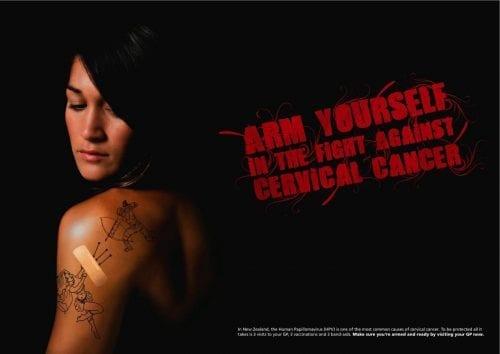 Les publicités les plus créatives pour lutter contre le Cancer #WorldCancerDay 54