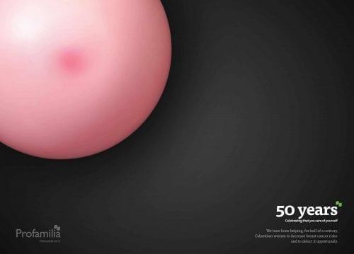 Les publicités les plus créatives pour lutter contre le Cancer #WorldCancerDay 58