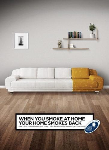 Les publicités les plus créatives pour lutter contre le Cancer #WorldCancerDay 70