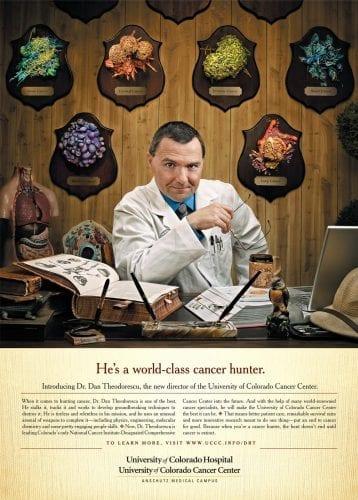 Les publicités les plus créatives pour lutter contre le Cancer #WorldCancerDay 71