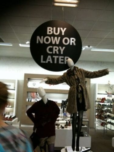 Comment attirer plus de clients dans un magasin, une boutique, un restaurant... via l'affichage et la PLV extérieure ? 7