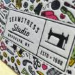De belles idées de cartes de visites pour les couturières et les arts créatifs 9