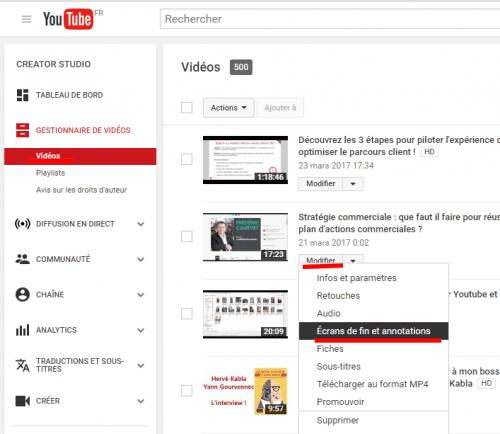 Comment avoir plus de vues sur Youtube, et ensuite transformer ses prospects en clients satisfaits ? 8