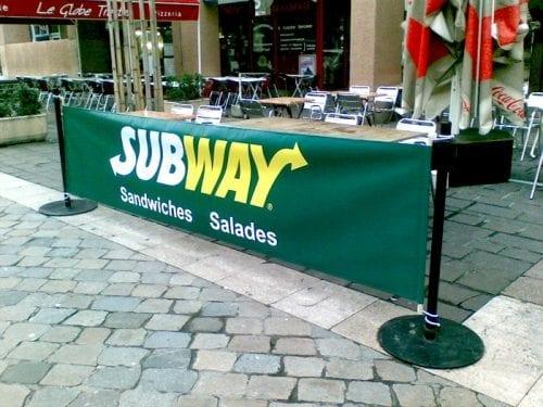 Comment attirer plus de clients dans un magasin, une boutique, un restaurant... via l'affichage et la PLV extérieure ? 103