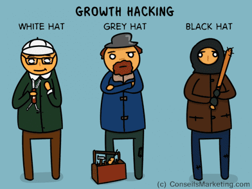 Qu'est-ce que le Growth Hacking ? Le Chevalier Blanc ou le Chevalier Noir du marketing ? 8