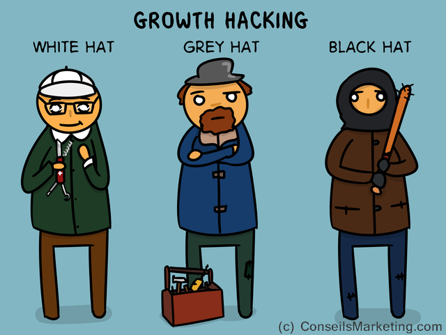Qu'est-ce que le Growth Hacking ? Le Chevalier Blanc ou le Chevalier Noir du marketing ? 3