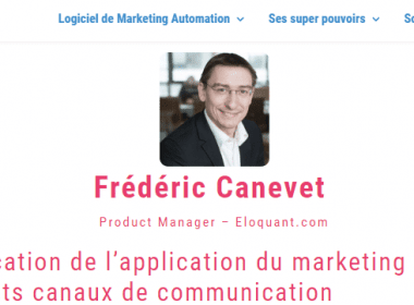 Marketing Automation, ne manquez pas le train en marche ! 85
