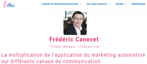 Comment mettre en place une solution de marketing automation ? 16