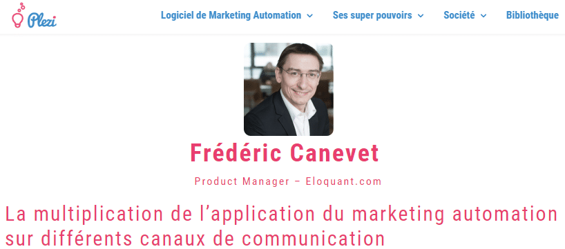 Marketing Automation, ne manquez pas le train en marche ! 7