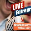 RDV le 13 Mai 2017 pour le Live Entrepreneur Challenge : 15h de formation gratuite ! 5