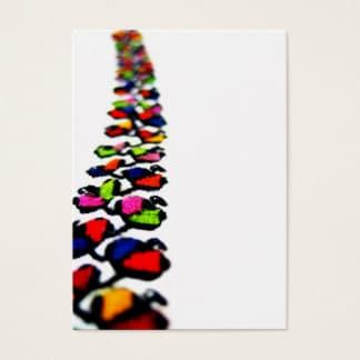 De belles idées de cartes de visites pour les couturières et les arts créatifs 32