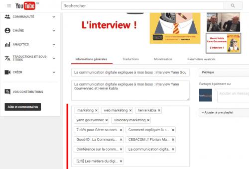 Comment avoir plus de vues sur Youtube, et ensuite transformer ses prospects en clients satisfaits ? 15